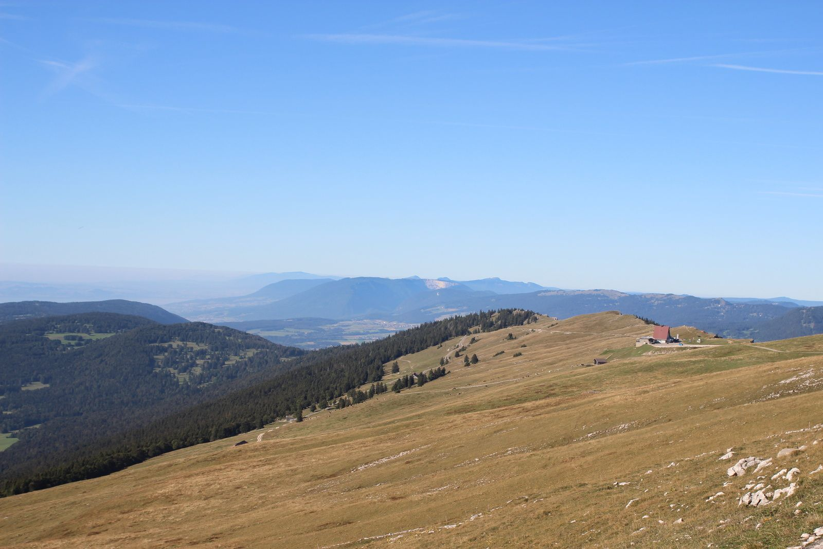 Chasseral le 13/09/19