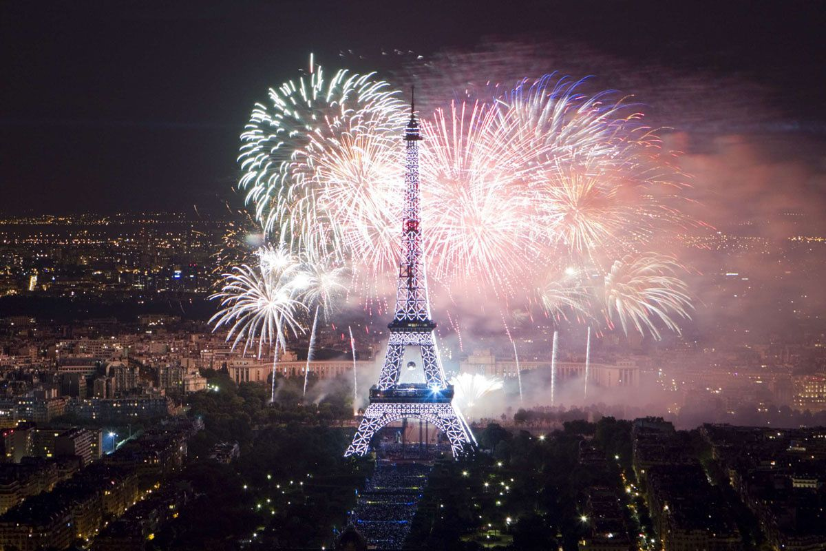 Paris, France, français, française, fête, fêtes, feux d'artifice, Absolutely French, french, expats, expat, expatriates, expatriés