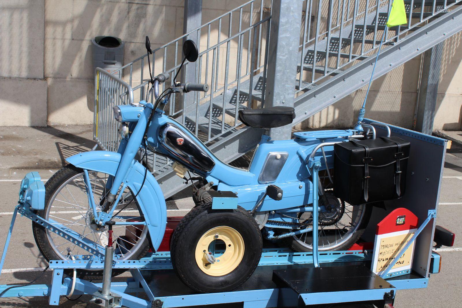 Tracteurs en weppes, Beaucamps-ligny 2017