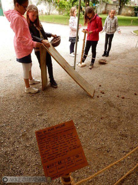 Ateliers ''Jeux antiques'' au Musée de Nuits-Saint-Georges