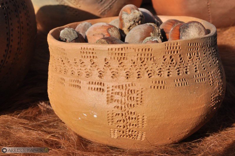 Céramique du Néolithique ancien du Bassin Parisien.