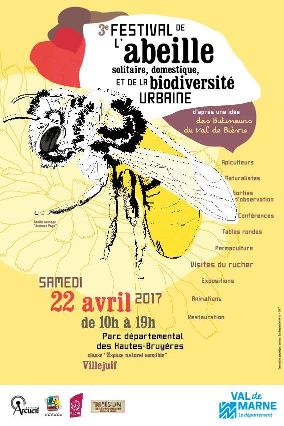 Le programme du festival des abeilles sauvages et domestique