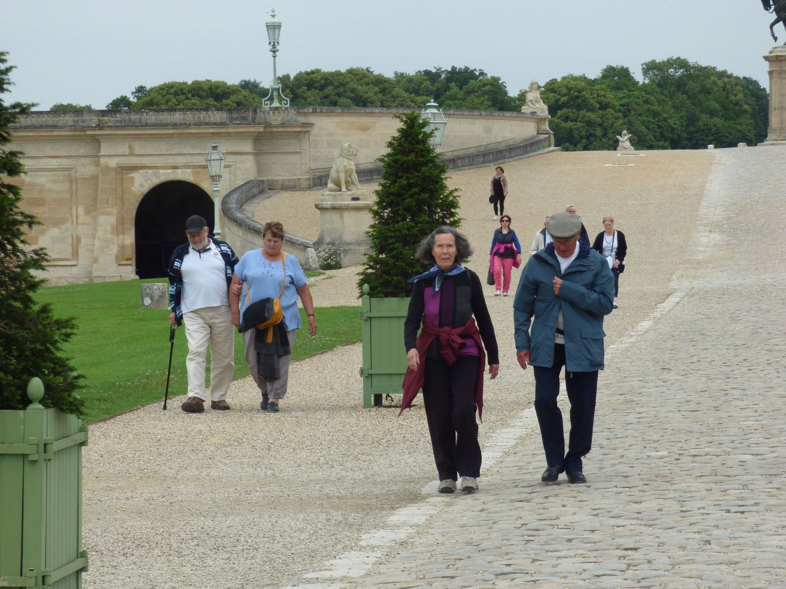 VISITE DU DOMAINE DE CHANTILLY