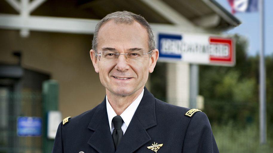 Le général d'armée Richard Lizurey, directeur général de la gendarmerie nationale -  Photo Gendarmerie nationale