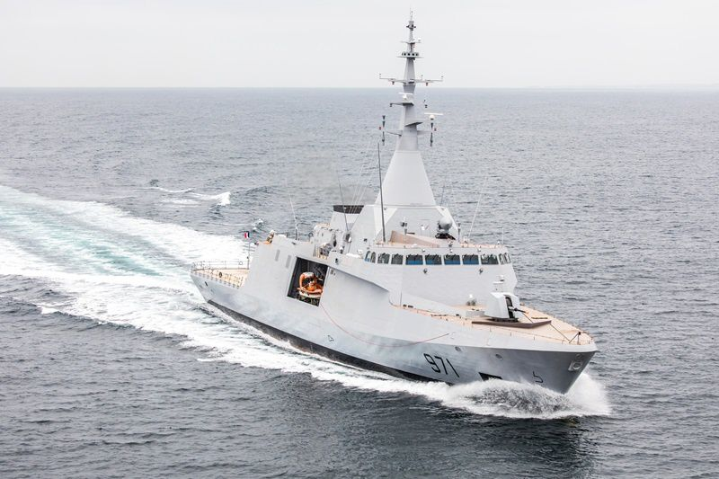 Corvette Gowind 2500 - photo DCNS