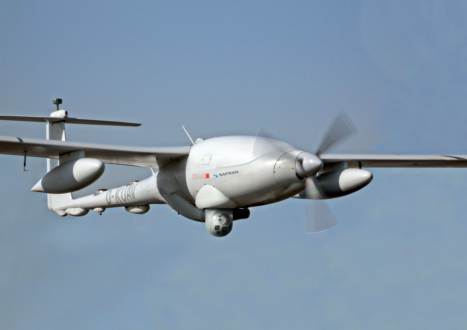 Safran plays major role in OCEAN2020 project, chosen by European Commission for the PADR defense research program