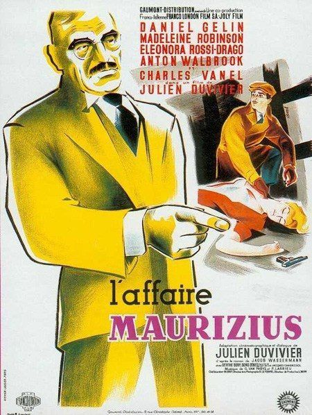 L affaire Maurizius