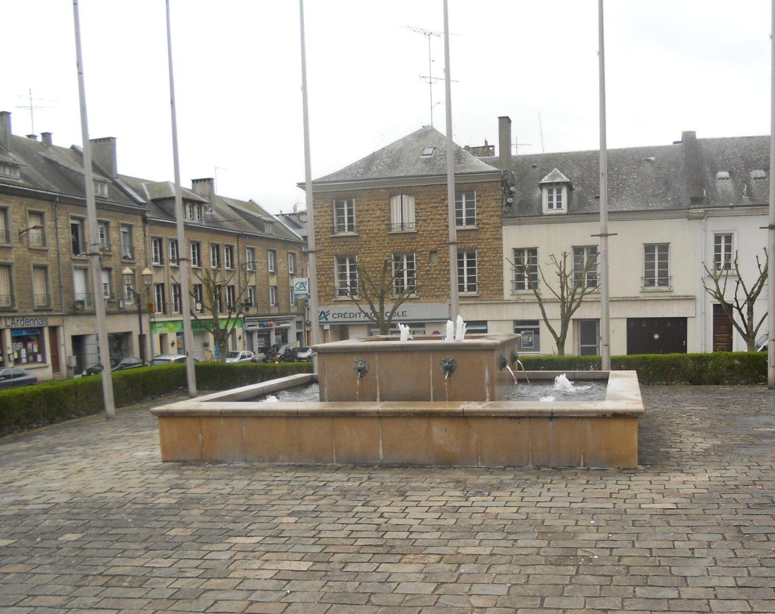 Carignan Ardennes