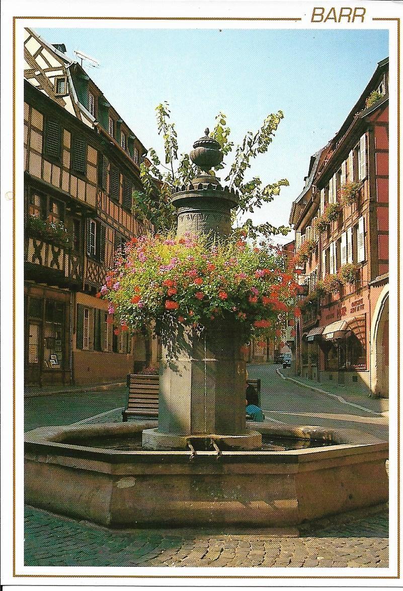 de belles fontaines