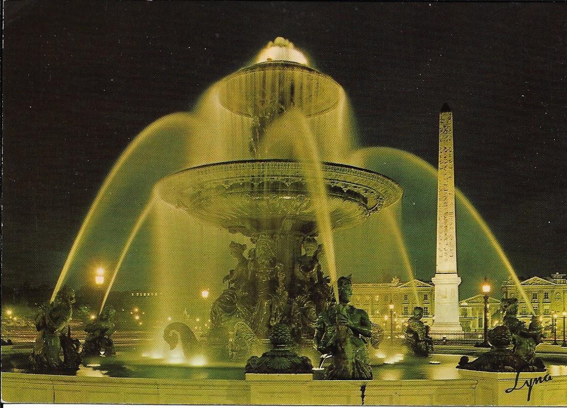 fontaines envoyées par Lady