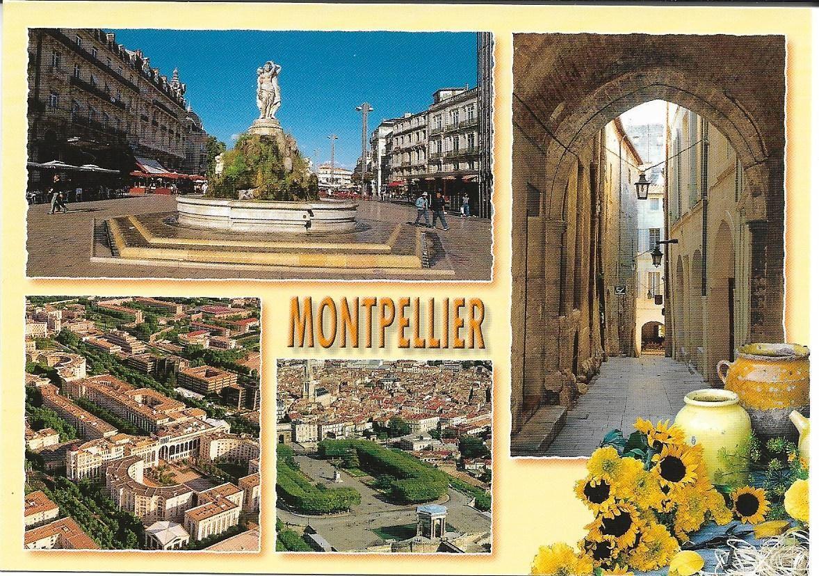 Bordeaux, Montpellier, Serre-Ponçon