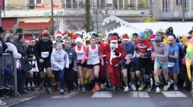 La Folle corrida de Noël 2019