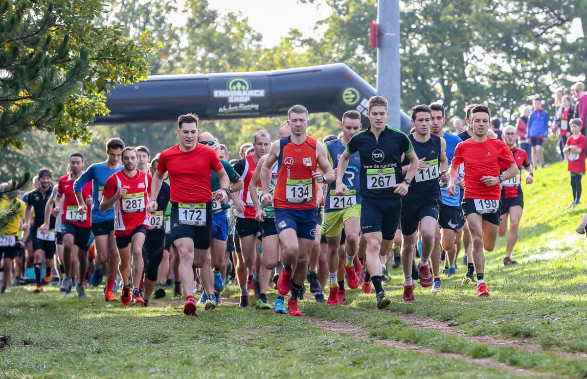 Le trail du Bouton d'Or 2019