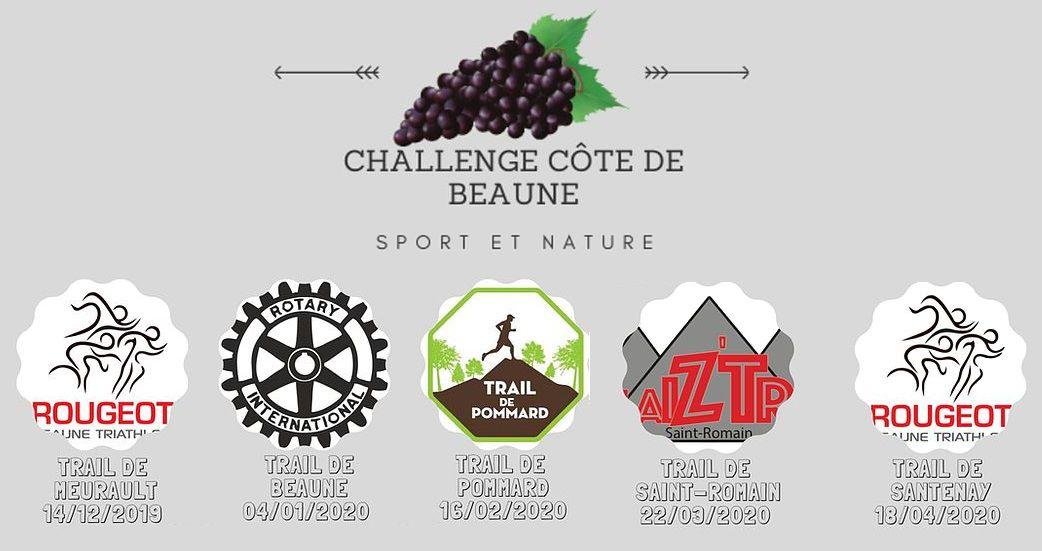 Samedi 18 avril 2020 - Roc Trail - Santenay - ANNULE