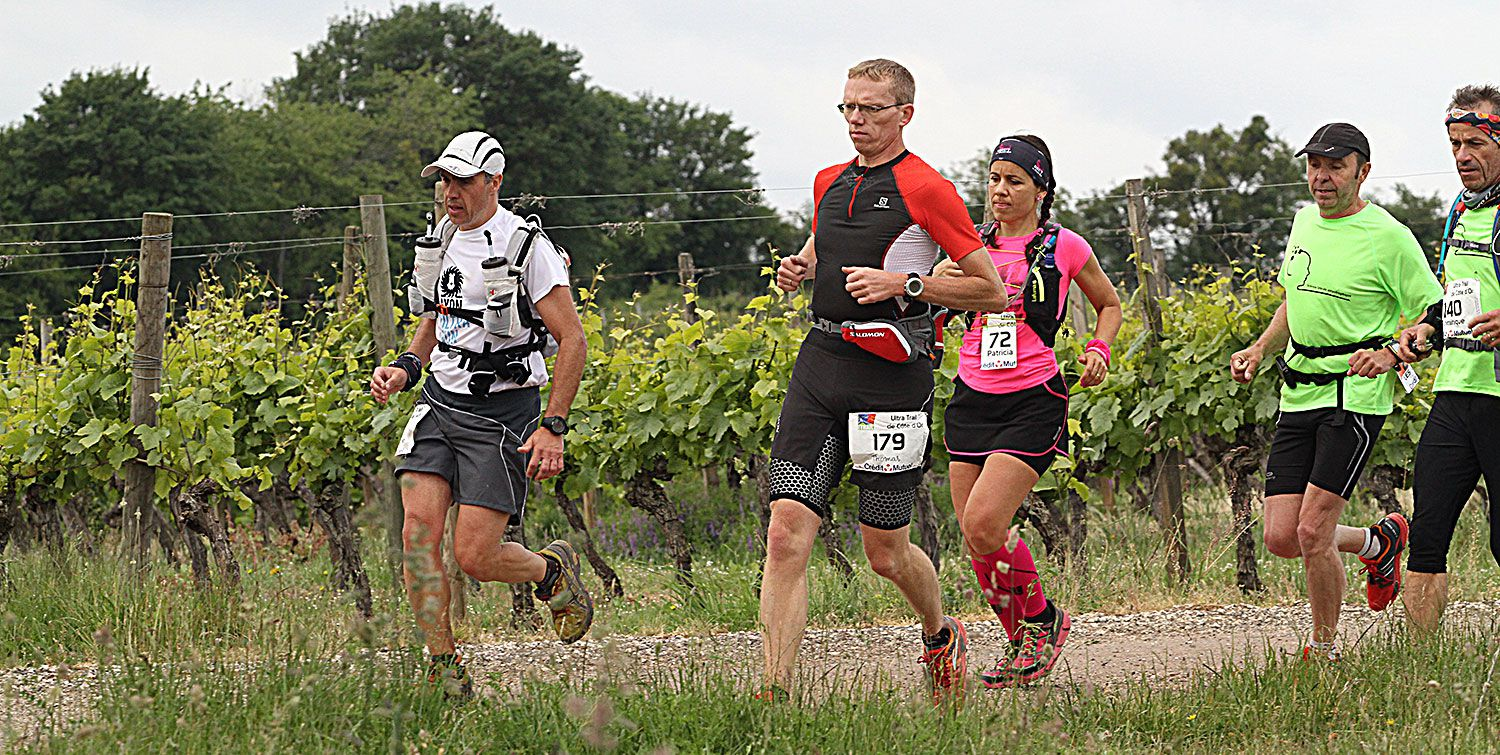 Ultra Trail de Côte d'Or - photo 2019
