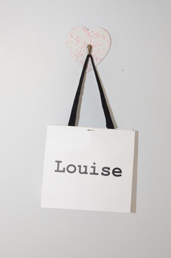 Louise... La déco et sa chambre