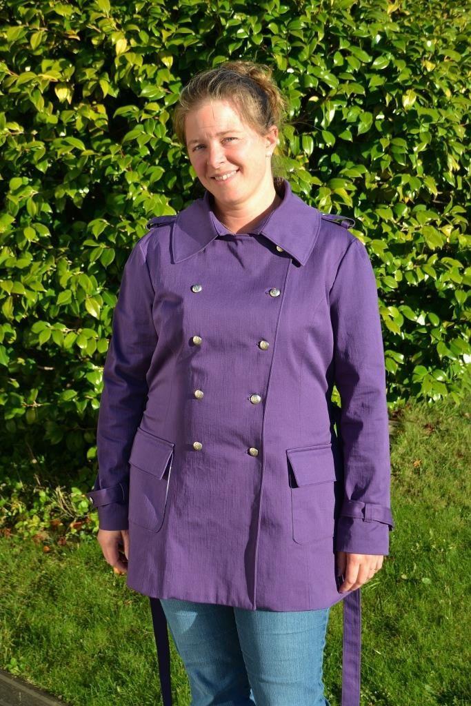 Un true classsic en violet