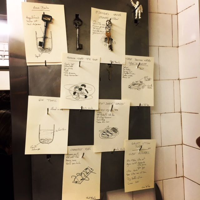 Meilleurs voeux restaurant le colombier offranville