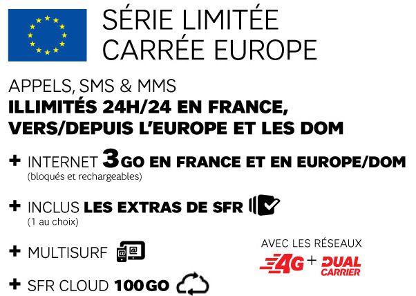 France : SFR inclut le roaming 365 jours en Outre-Mer !