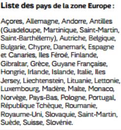 """SFR Réunion : Lancement des """"Options Voyage Europe"""""""
