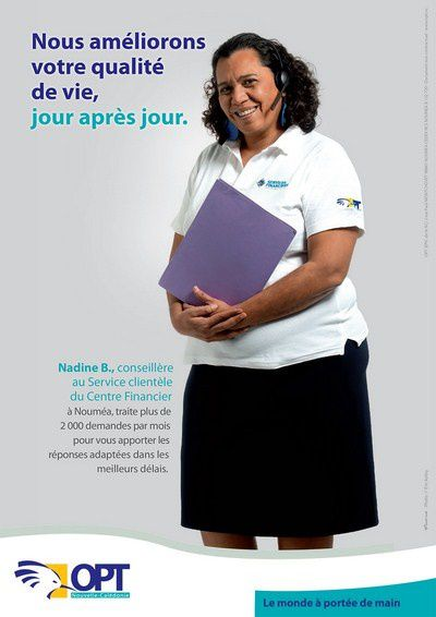 L'OPT-NC lance une grande campagne de communication institutionnelle