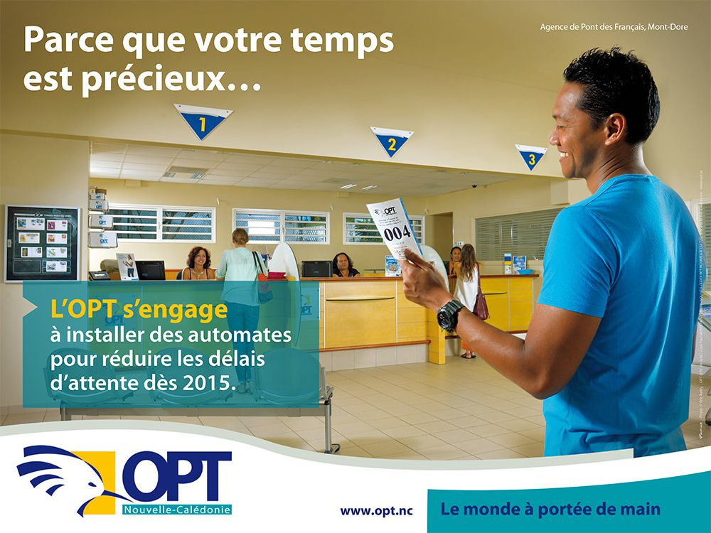 L'OPT-NC s'engage !