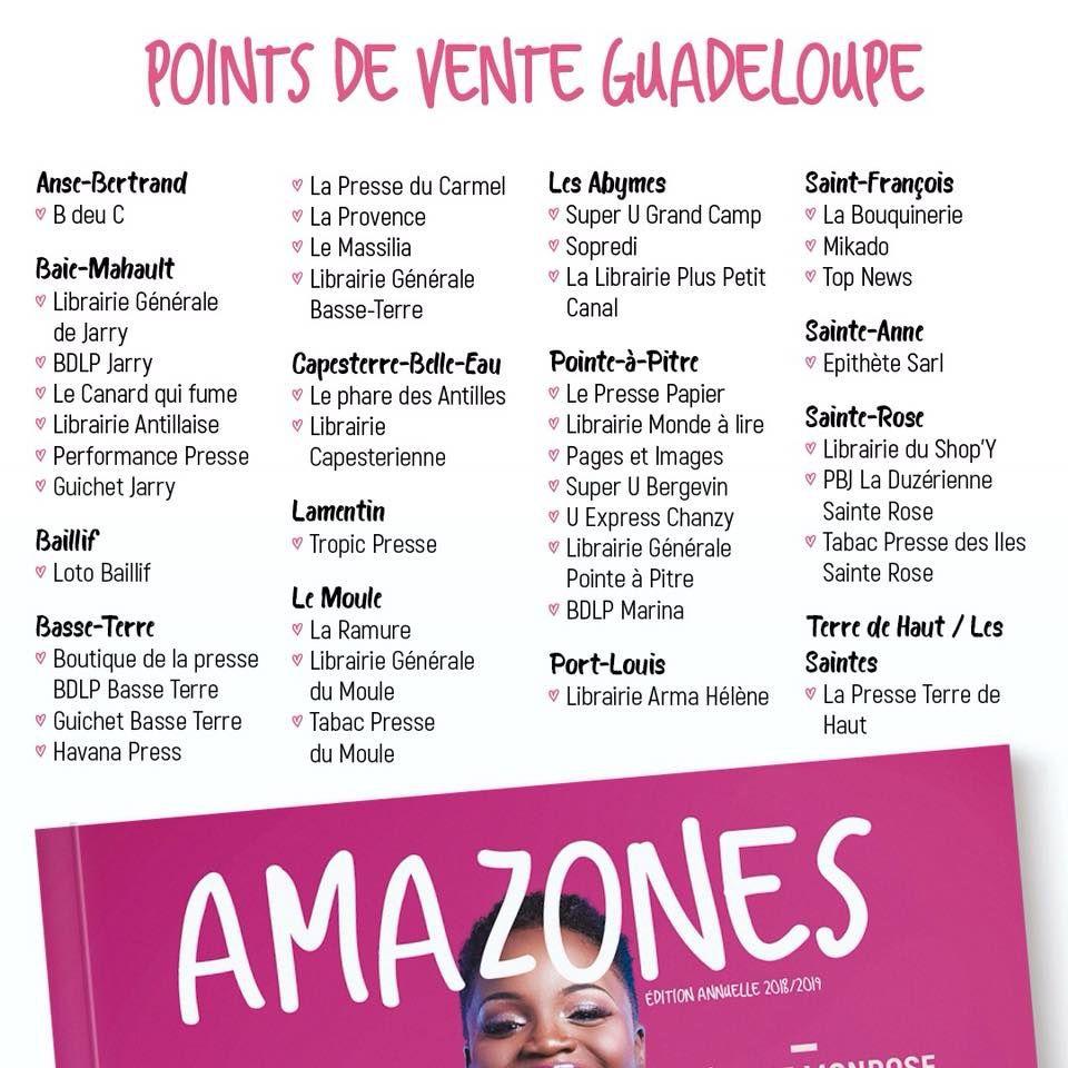 Octobre Rose : Lancement du magazine Amazones !