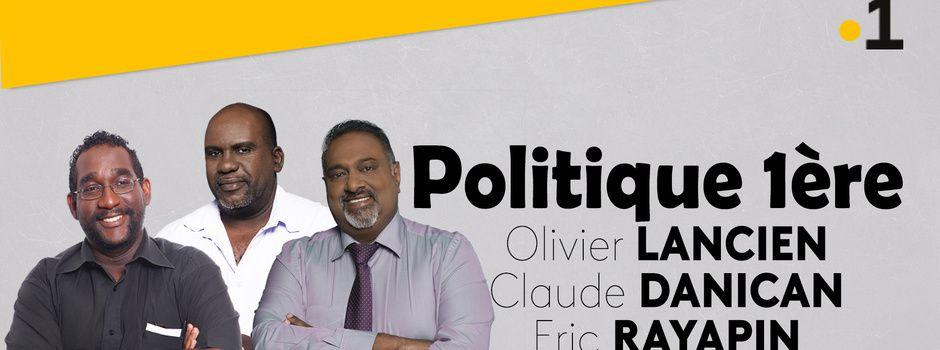 """Guadeloupe la 1ère fait évoluer l'émission politique de la radio, """"Politique Première"""" !"""