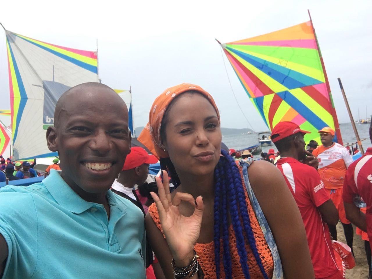 Martinique la 1ère : 35è Tour de Martinique des Yoles Rondes