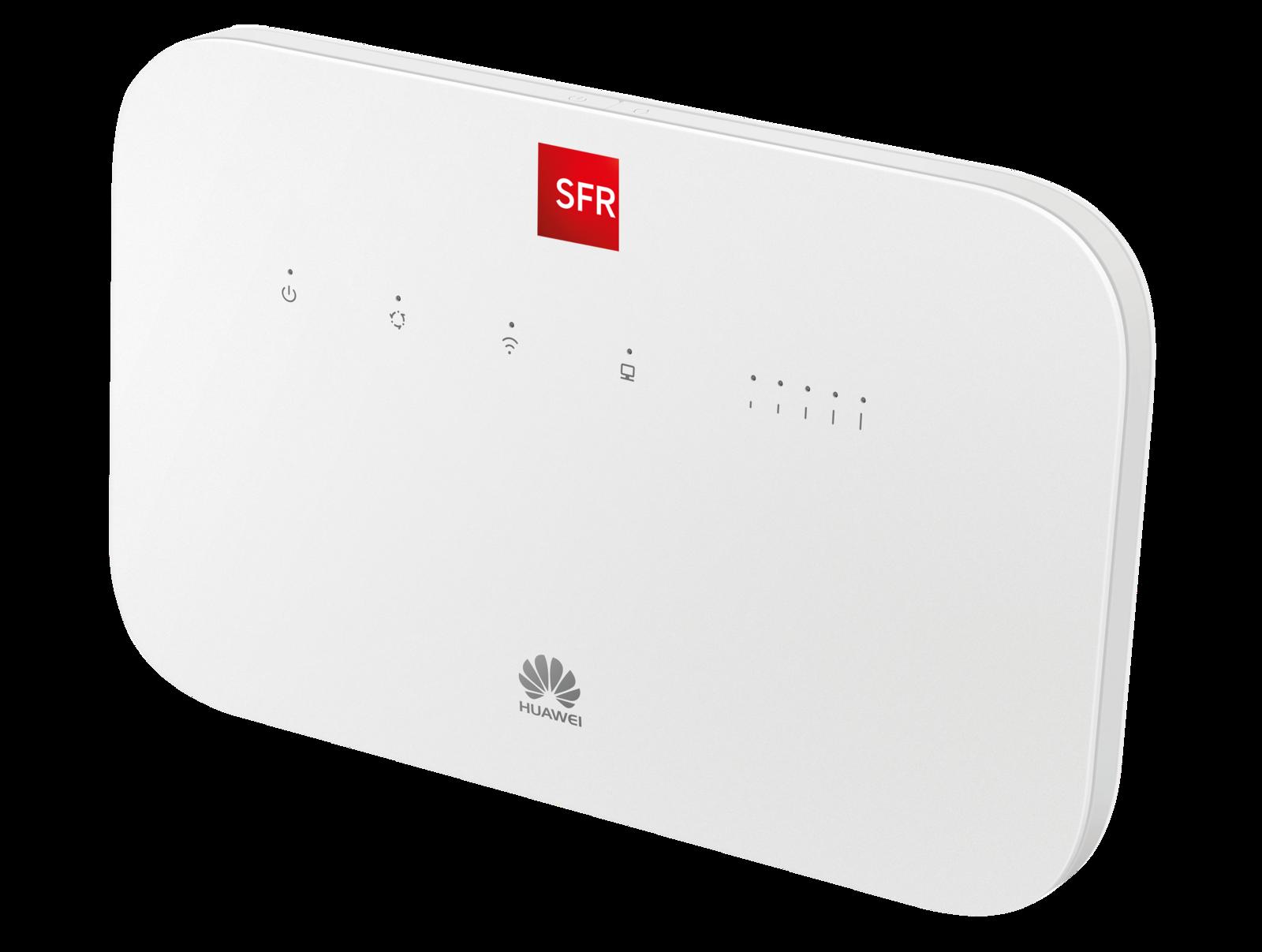 Box 4G de SFR