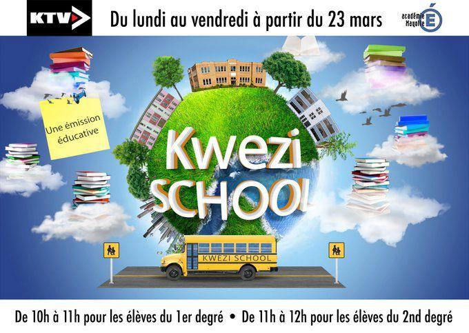 Nation Apprenante : L'Académie de Mayotte et KWEZI TV/FM lancent une nouvelle émission !