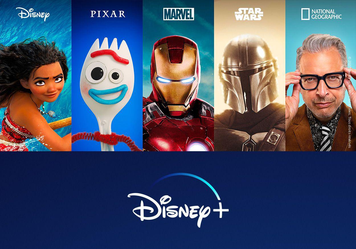 Disney+ bientôt en Outre-Mer !