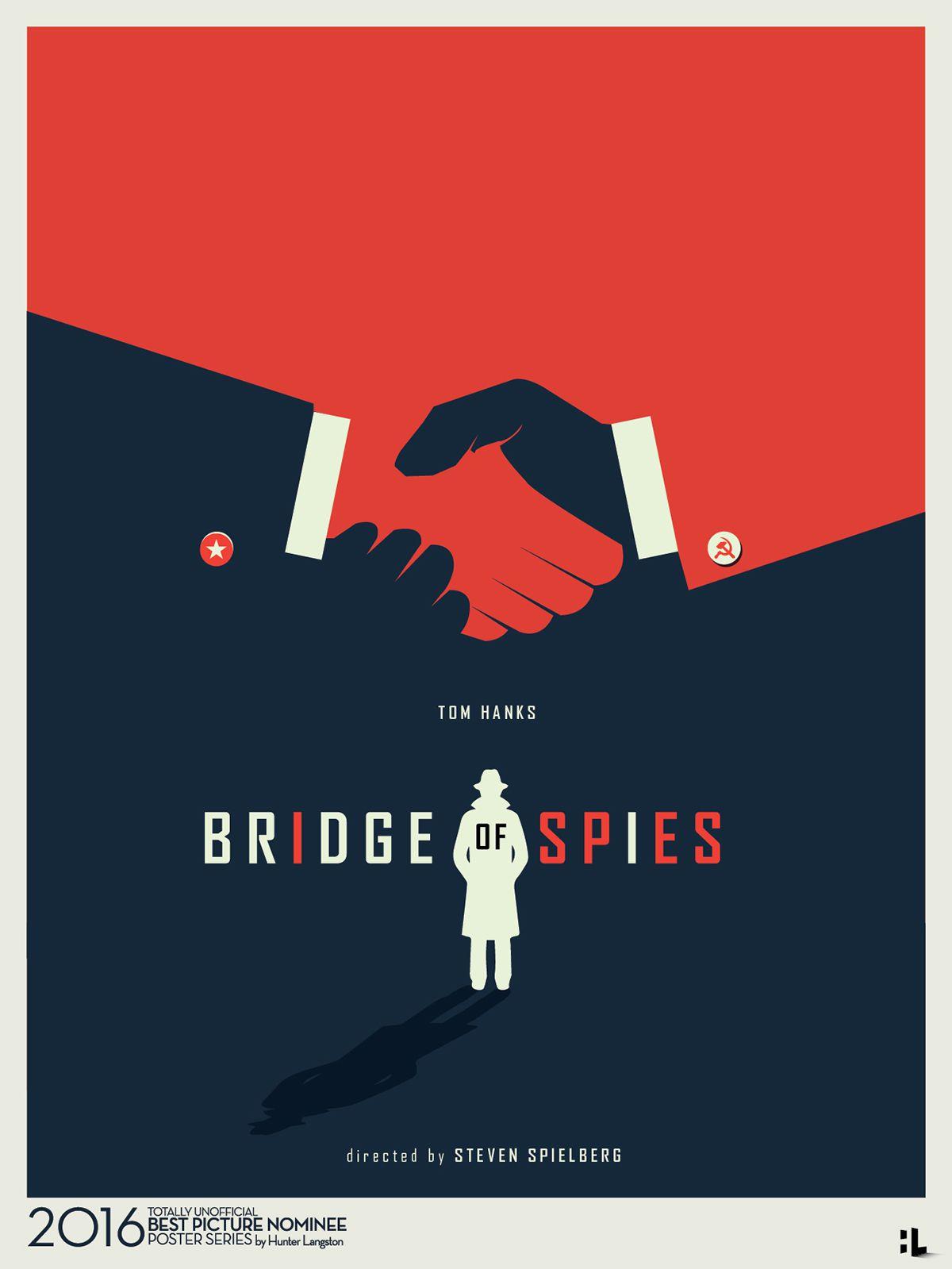 17)Le Pont des espions(Steven Spielberg, 2015)