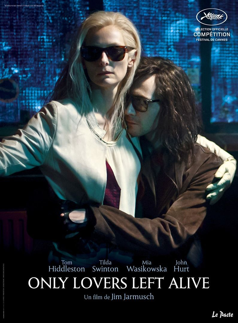 15)Only Lovers Left Alive(Jim Jarmusch, 2013)