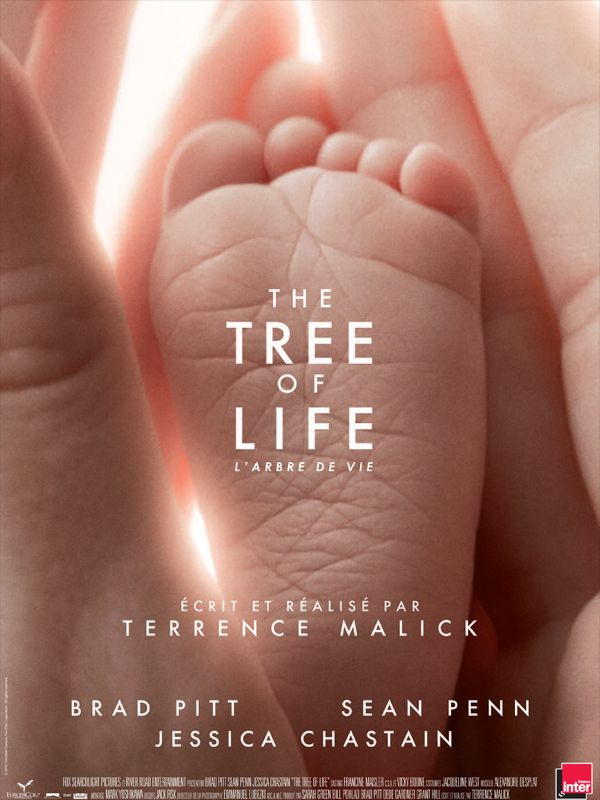 10)The Tree of Life(Terrence Malick, 2011)