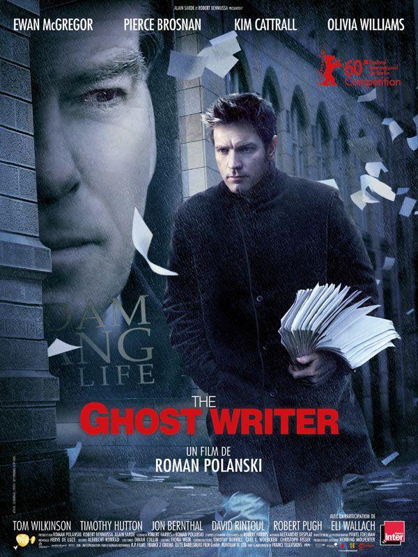 19)The Ghost Writer(Roman Polanski, 2011)