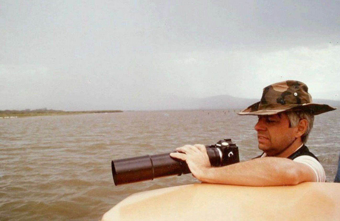 Souvenir d'Afrique : Kenya 1987