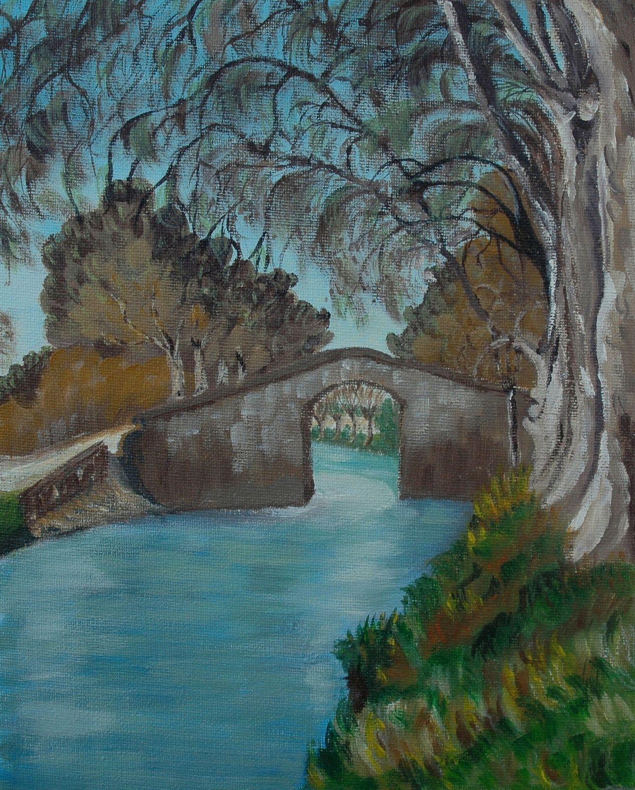 Pont de Caylus ( Françoise,2007)