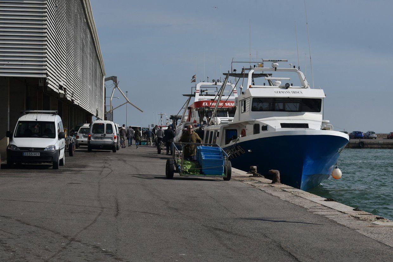 16 h 30 : Arrivée des nombreux bateaux