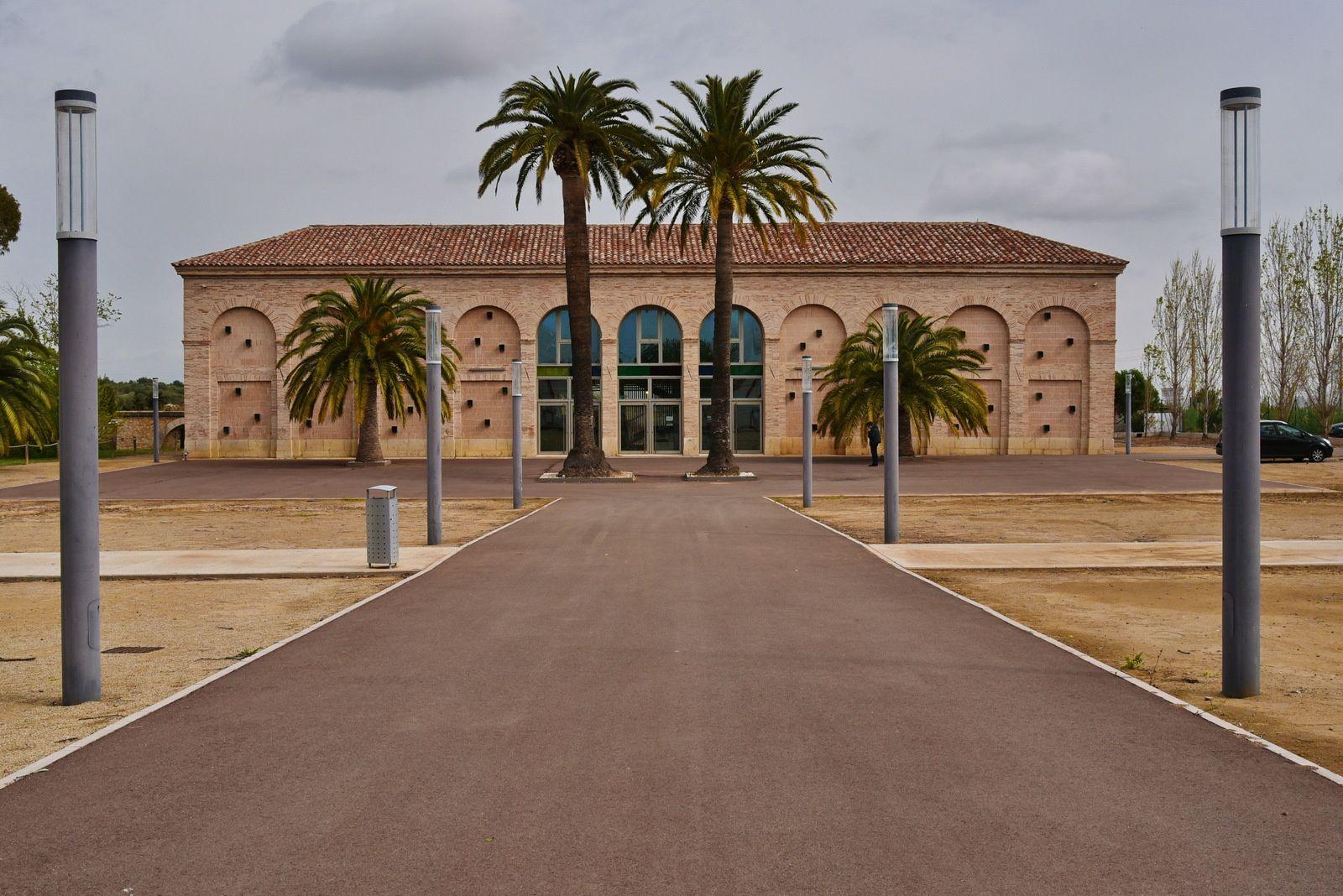 Le musée de la mer de St Carles de la Ràpita (Photos Bm34 & Fcn, avril 2019)