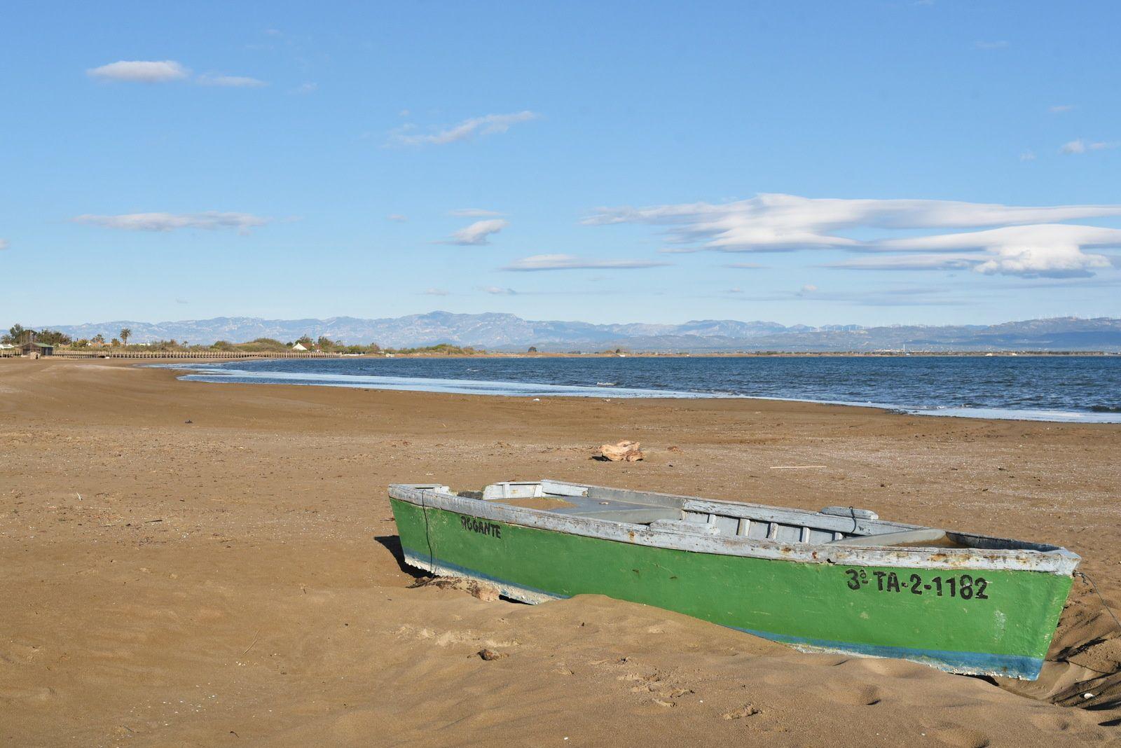 Riumar et son immense plage...