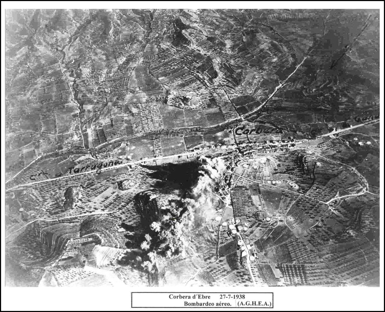 Bombardement de Corbora (Source internet)