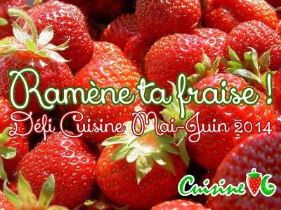 Porridge de fraises Darselect, Chia et Coco ~ Végétalien ~