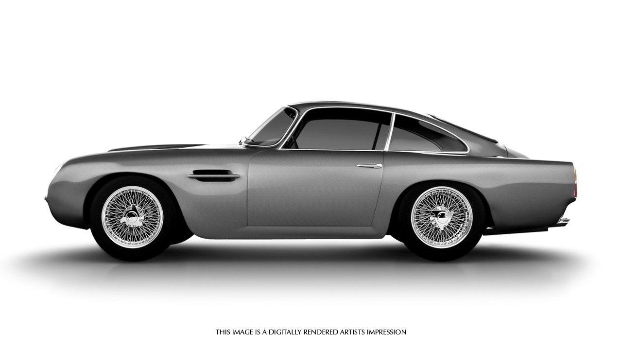 Aston Martin DB4 GT Continuation :