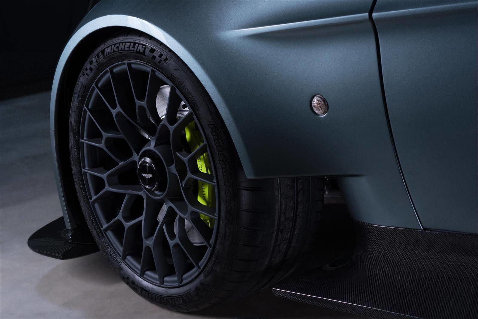 L'Aston Martin Vantage AMR PRO en photos !