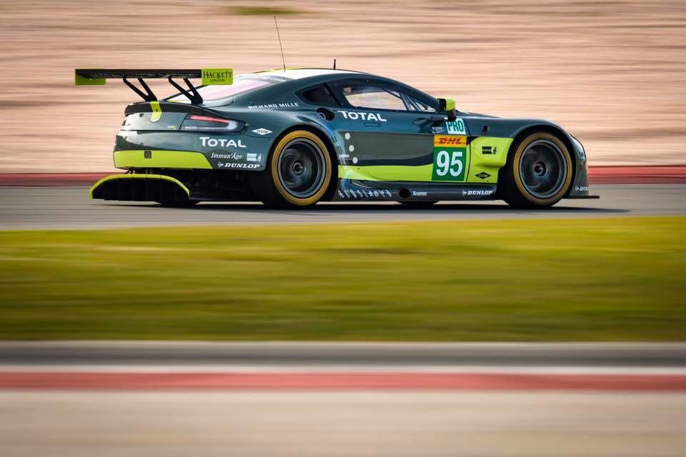 Aston Martin Racing : WEC 2017 ! Go hard or go home !