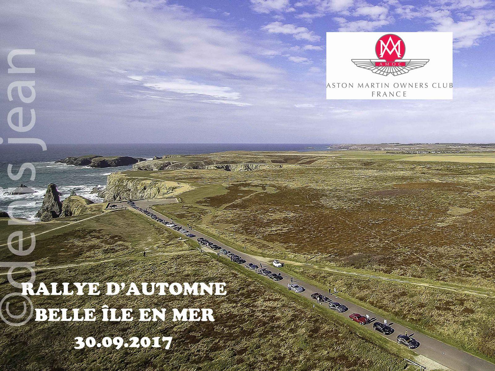Rallye de BELLE-ILE-EN-MER 2017