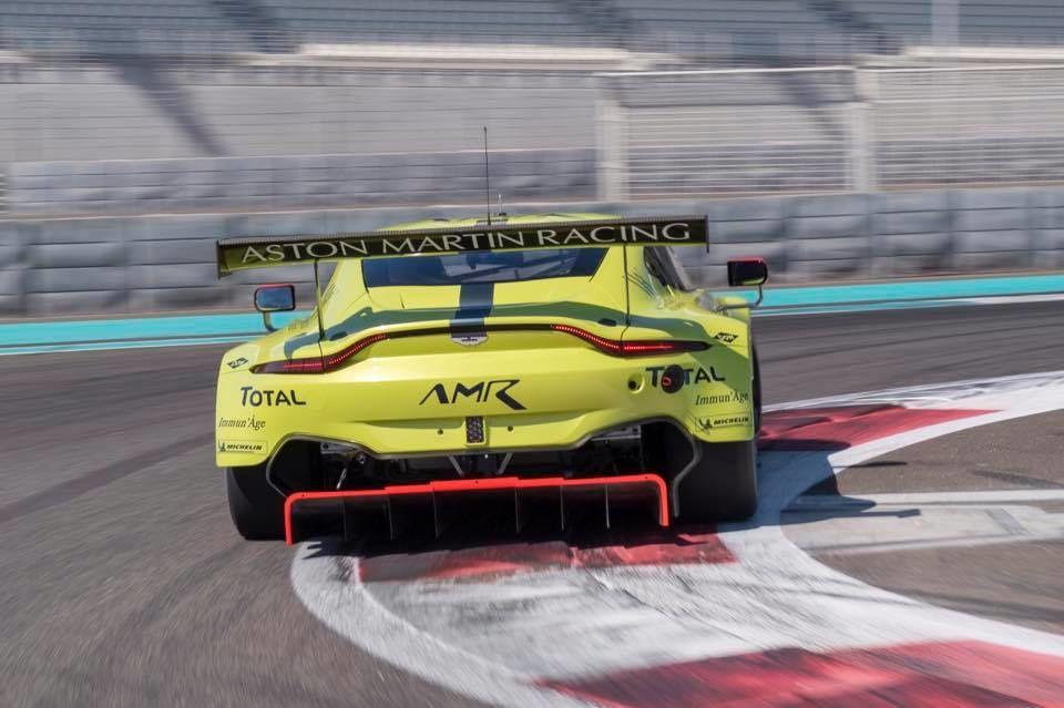 Aston Martin Racing - Pilotes WEC 2018