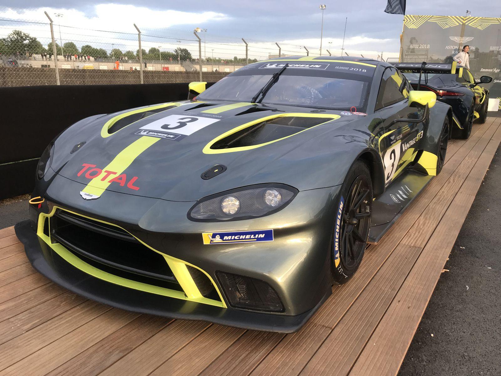 24 Heures du Mans 2018 - 16-17 juin