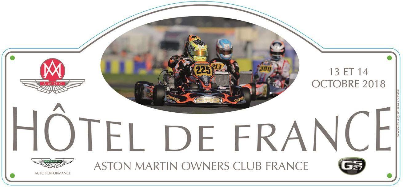 Rallye de l'Hôtel de France : J-17 !